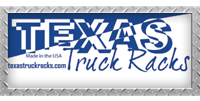 Texas Truck Racks logo - utility truck parts